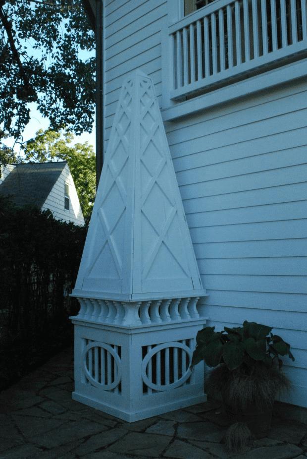 Hide AC with Obelisk
