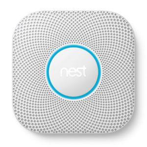Nest Carbon Monoxide Detector and Smoke Alarm