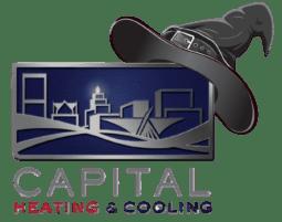 Capital HVAC logo