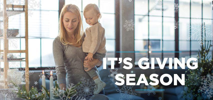 It's Giving Season