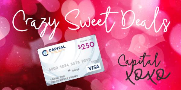Crazy Sweet Deals deals graphic