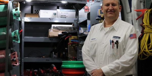 AC maintenance technician at Capital Heating & Cooling in Menomonee Falls